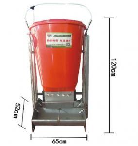 A6型--育肥干湿料槽